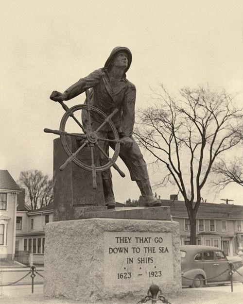 Mariner's Memorial, Gloucester,Massachusetts