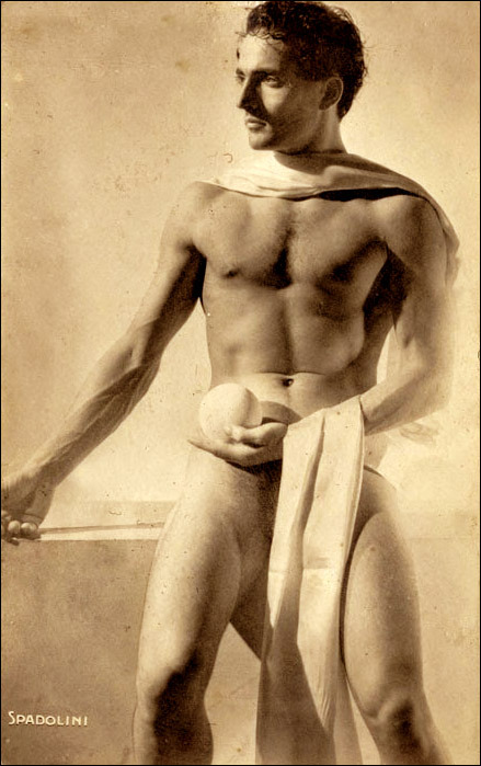 "Portrait of Alberto Spadolini, ""Dancer with Globe,"" by French surrealist photographer DoraMaar"