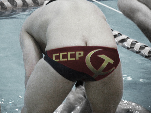 Back in theUSSR