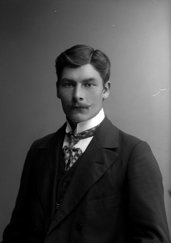 Swedish Stache, 1913