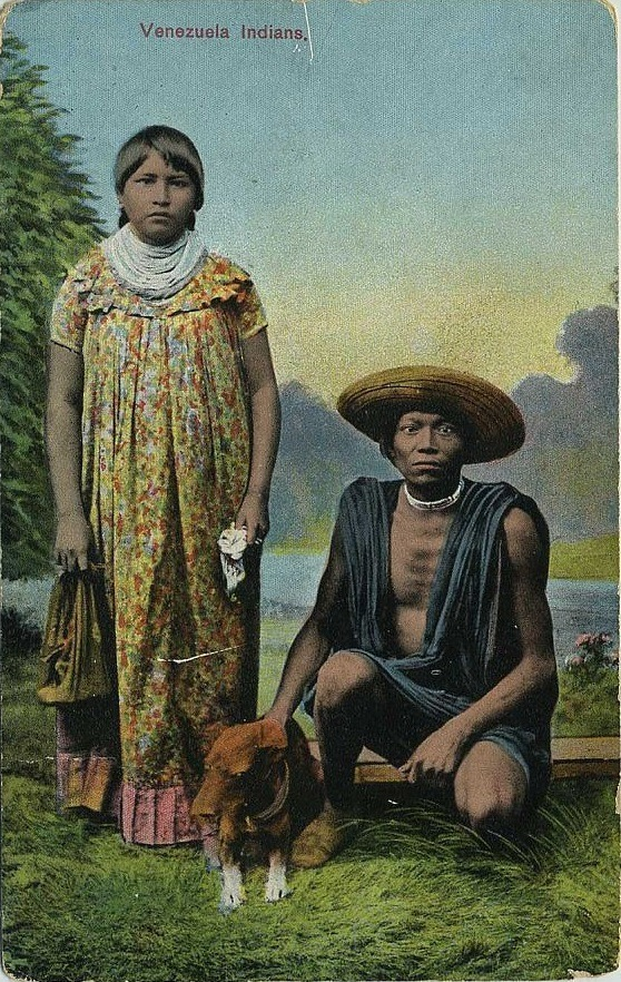 Native Venezuelans