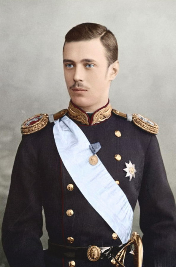 Grand Duke Michael Alexandrovich of Russia (1878-1918)