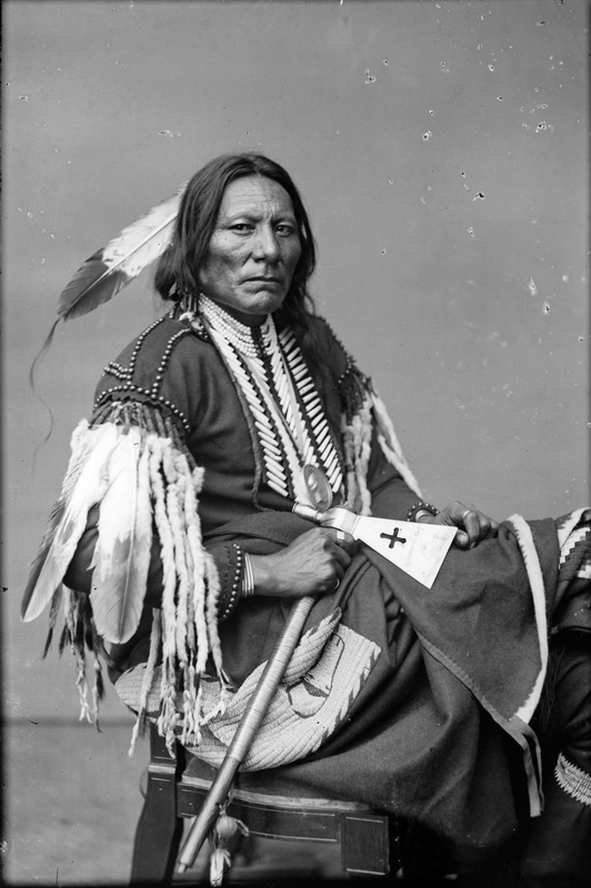 White Eagle, Ponca Chief