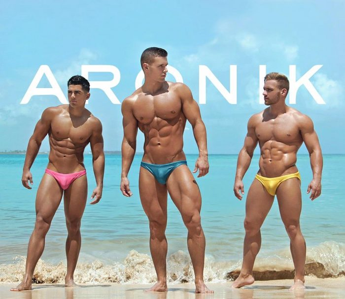 Aronik Swimwear Models, 2017
