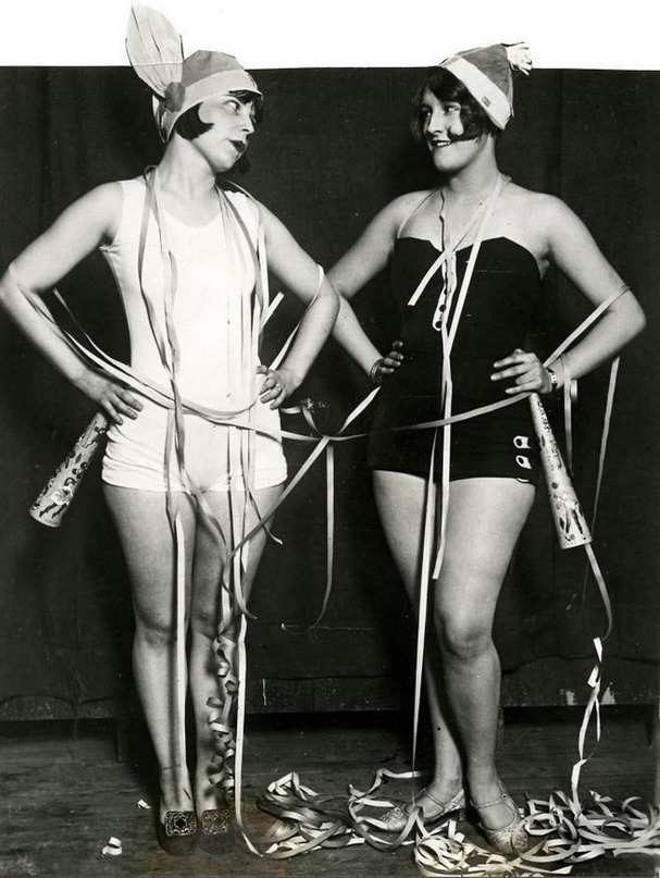 Happy New Year, 1920s