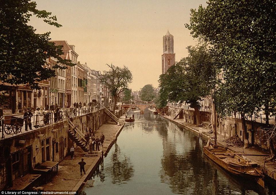 Utrecht, Netherlands, 1800s