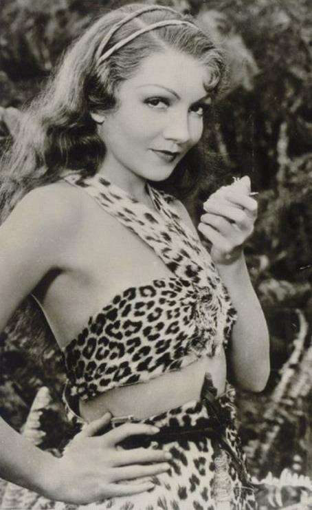 Claudette Colbert, 1934