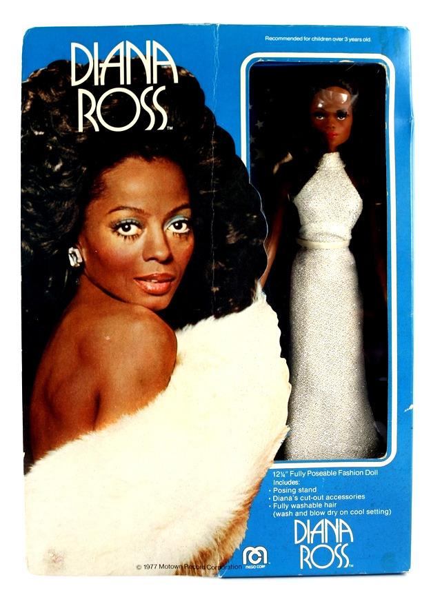 The Diana RossDoll