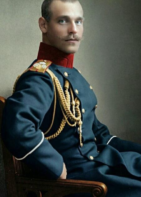 His Imperial Highness the Grand Duke Michael AlexandrovitchRomanov