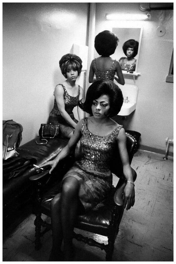Diana Ross and the Supremes,1960s