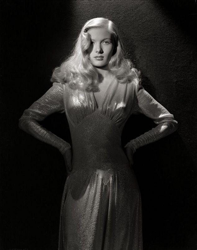 Veronica Lake by George Hurrell,1941