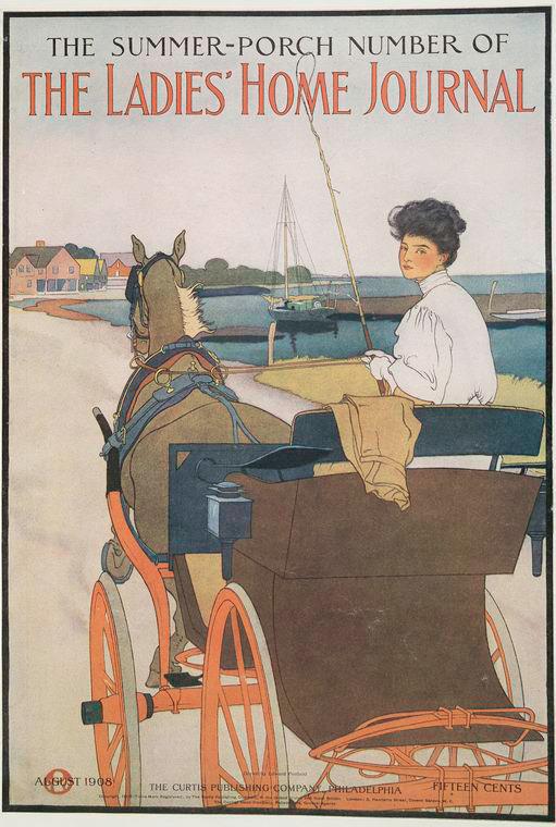 Ladies Home Journal,1908