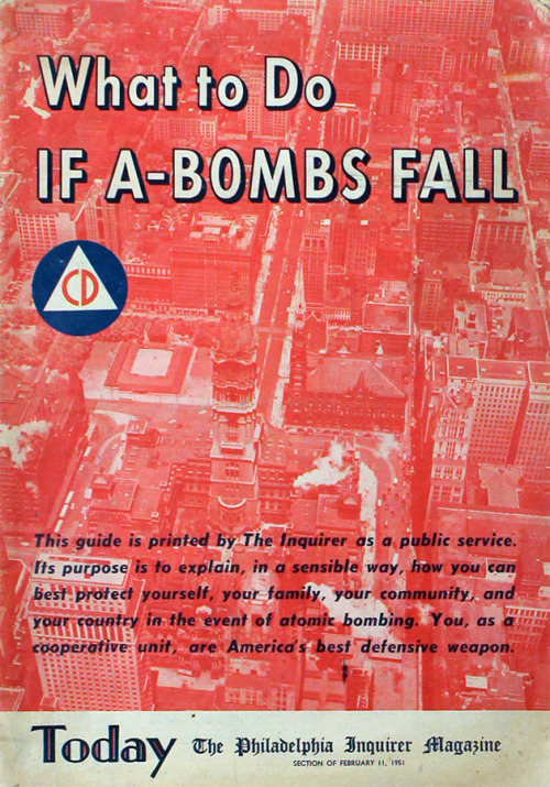 What to Do If A-BombsFall