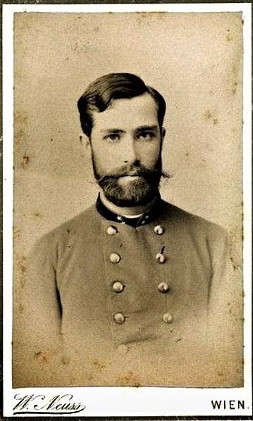 Vintage Austrian Beard
