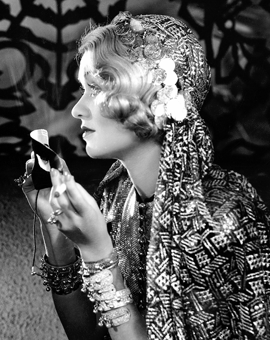 "Constance Bennett in ""Bed of Roses"", 1933"