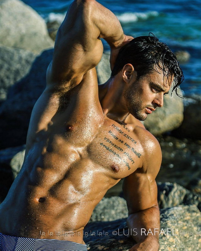 Model by LuisRafael