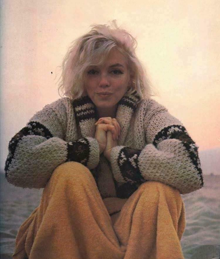 Marilyn Monroe, unplugged