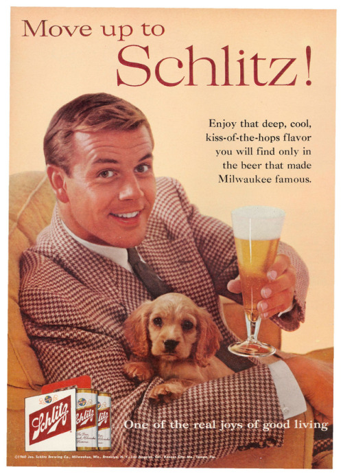 Move up to Schlitz