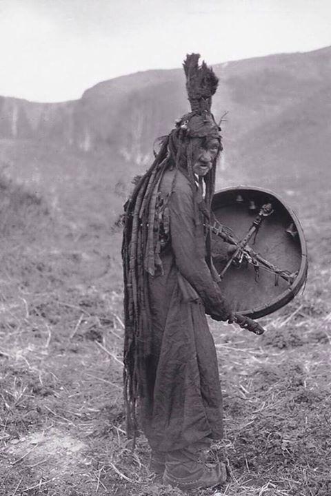 Native North Americanshaman