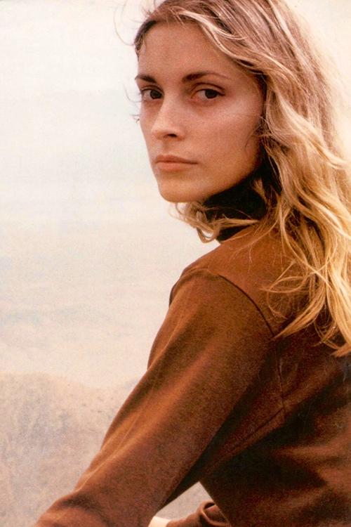 Actress Sharon Tate,unplugged