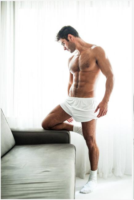 Brazilian model RodineySantiago