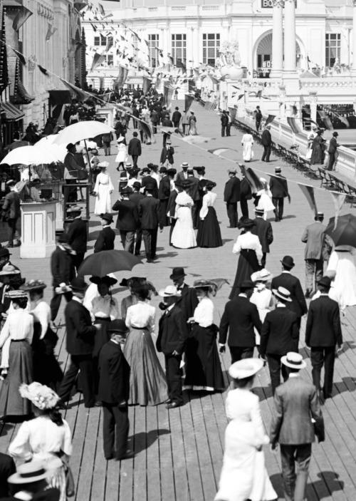 Coney Island, NYC,1905