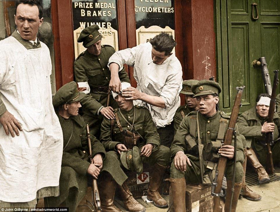 Irish Civil War,1920s