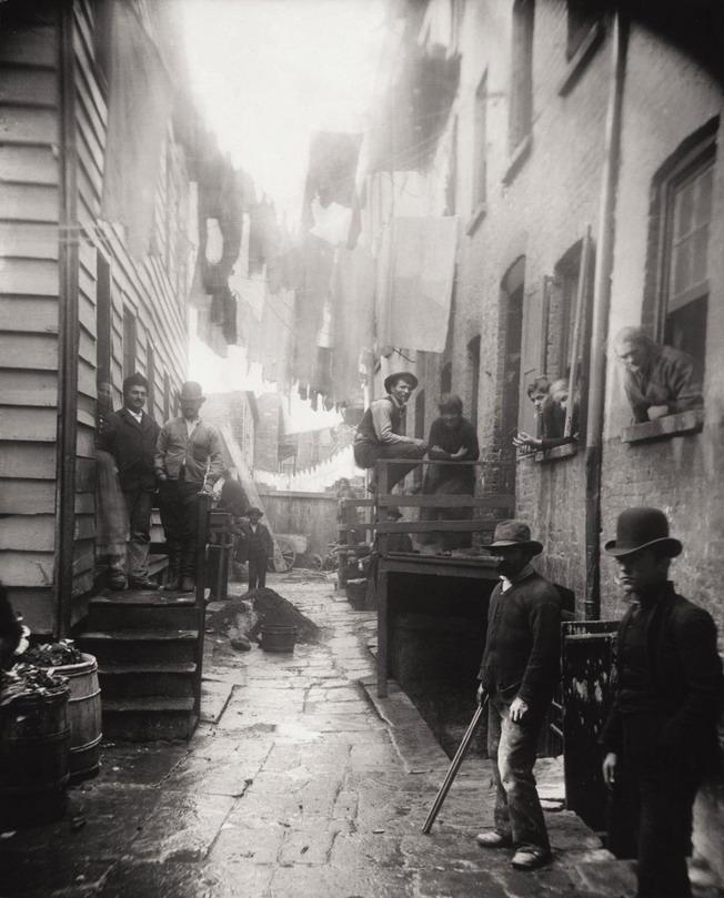 New York City,1890s