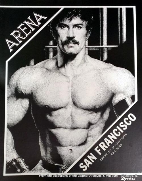Arena, San Francisco,1970s