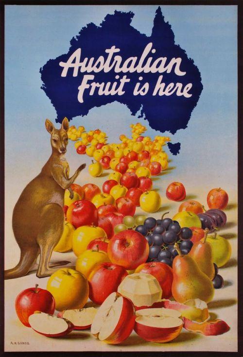 Australian Fruit ishere