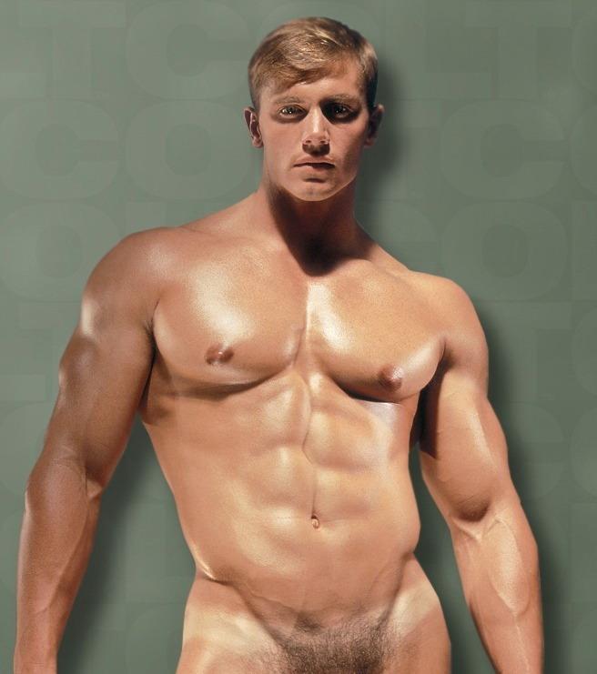 Muscular Blond
