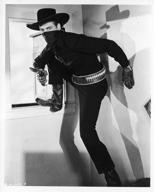 Charles Starrett as The DurangoKid