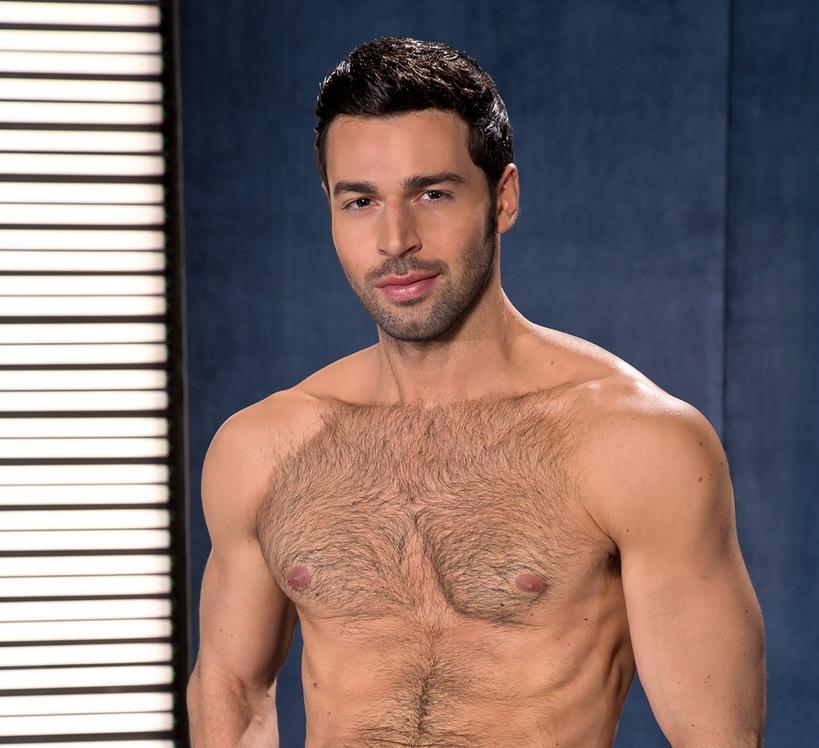 Spanish model DarioBeck
