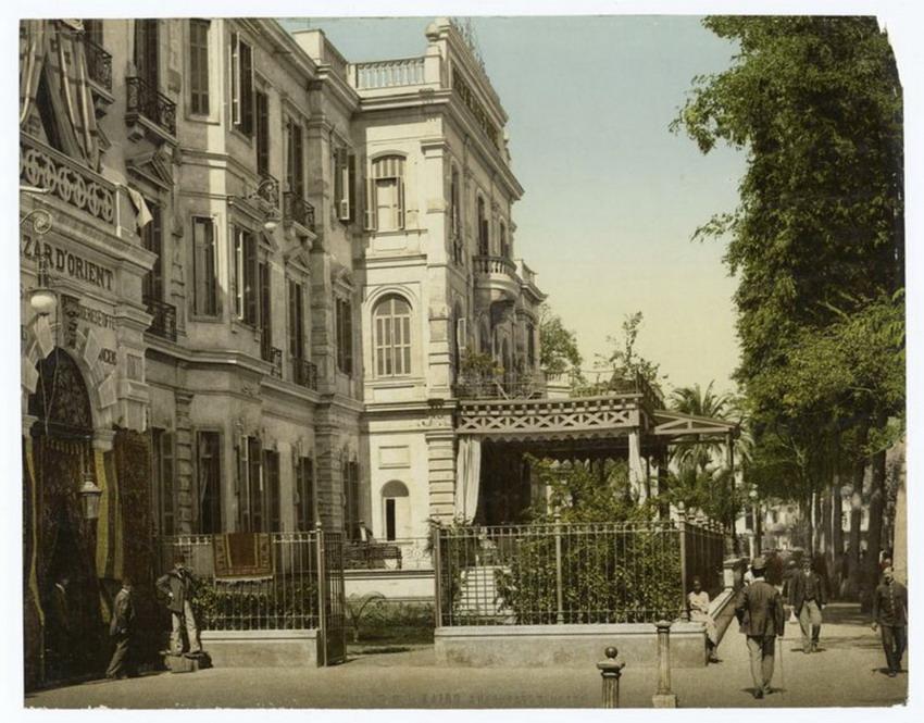 Cairo, long ago