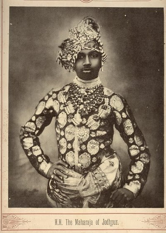 The Maharaja of Jodhpur,India