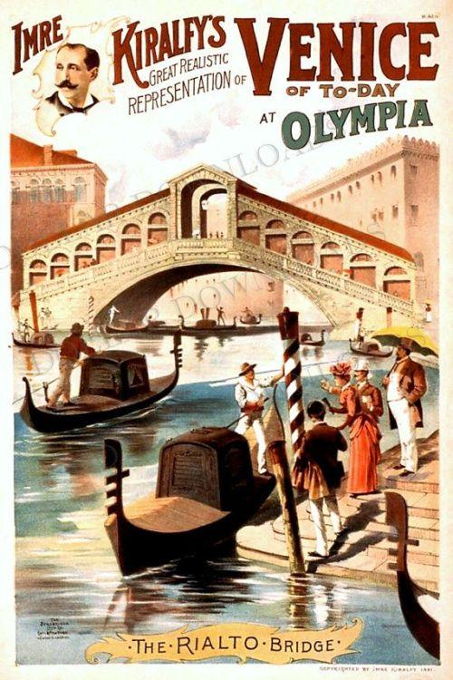 Venice, 1800s