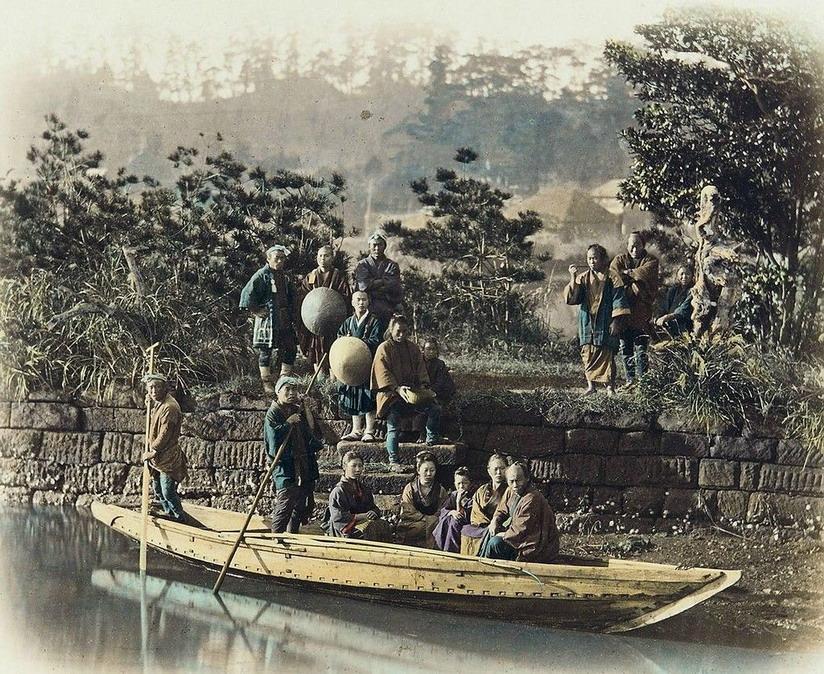 Japan, circa 1900