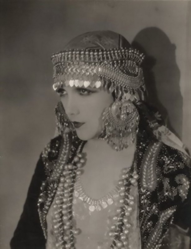 "Jetta Goudal in ""Forbidden Woman"", 1927"