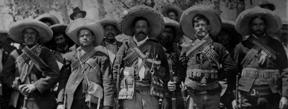 Mexican Revolution: Emiliano Zapata, Pancho Villa, andothers