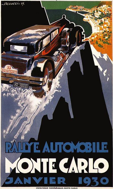 Monte-Carlo, 1930