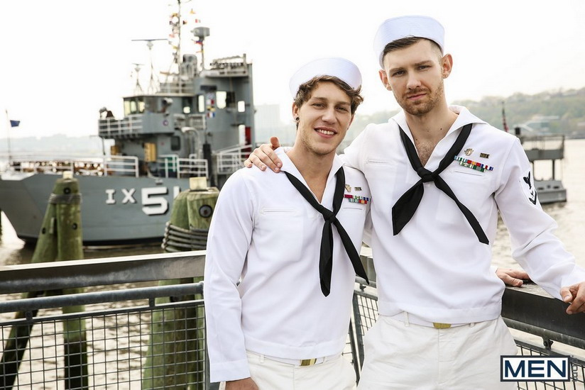 Contemporary Sailors Together