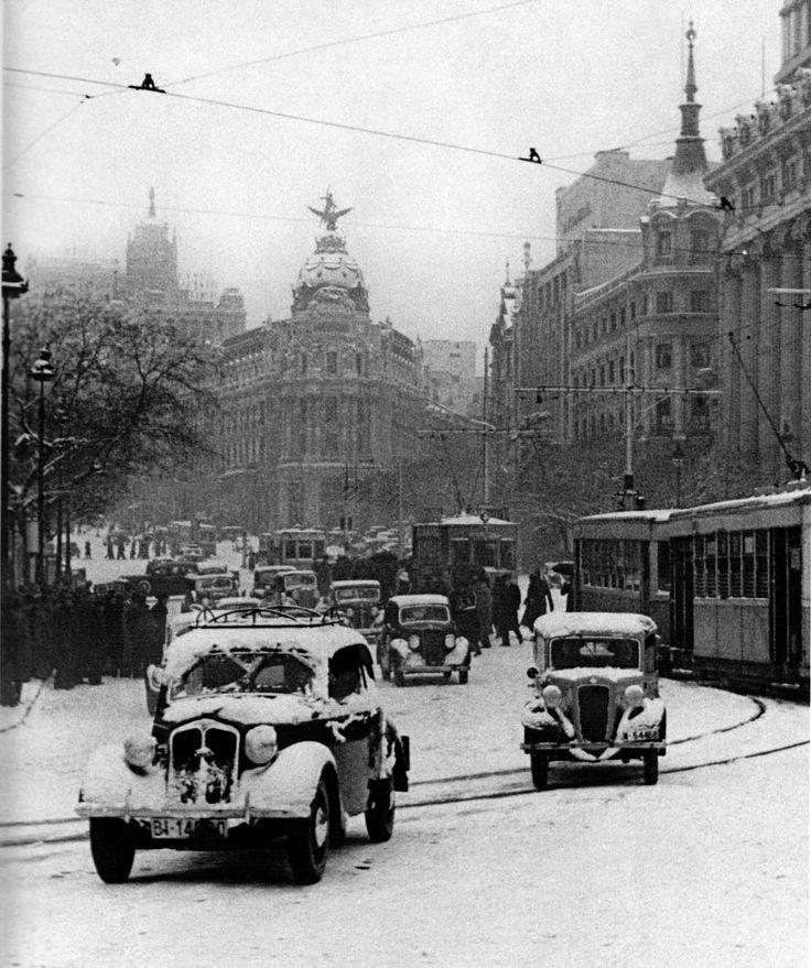 Madrid, 1945