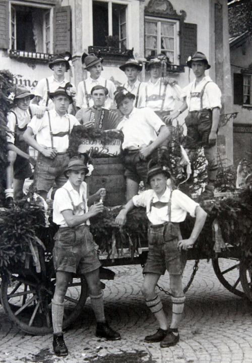 Bavarian Beer Wagon
