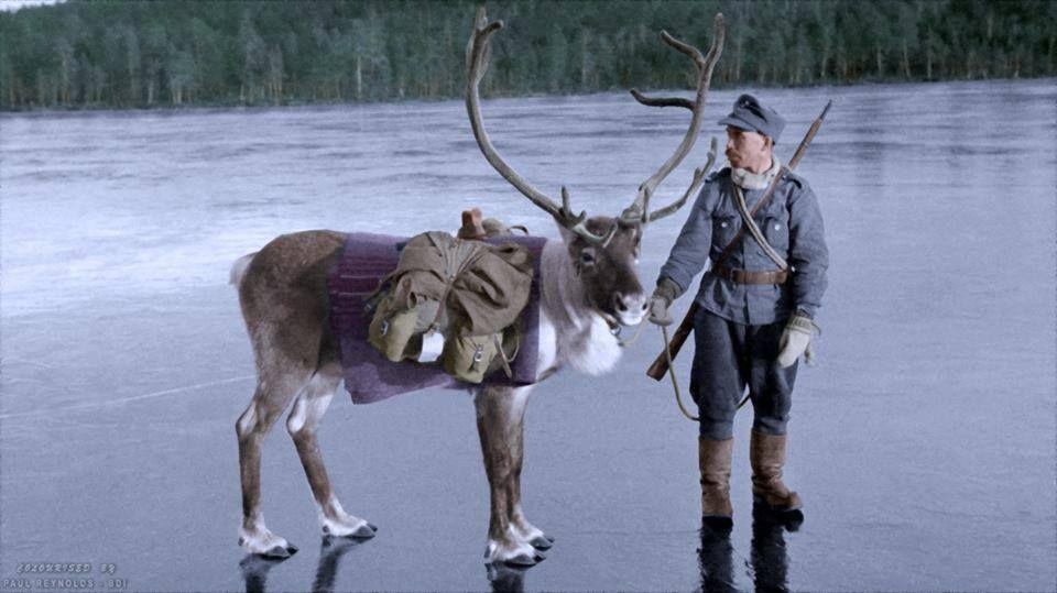 Finland, WWI
