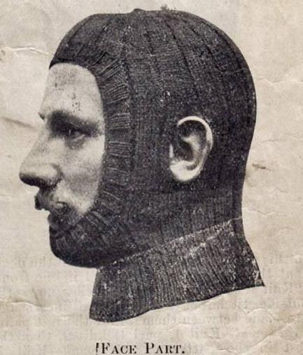 Woolen head gear