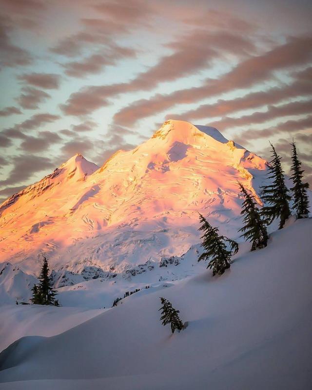 Mount Baker, Washington (photo by ScottKranz)