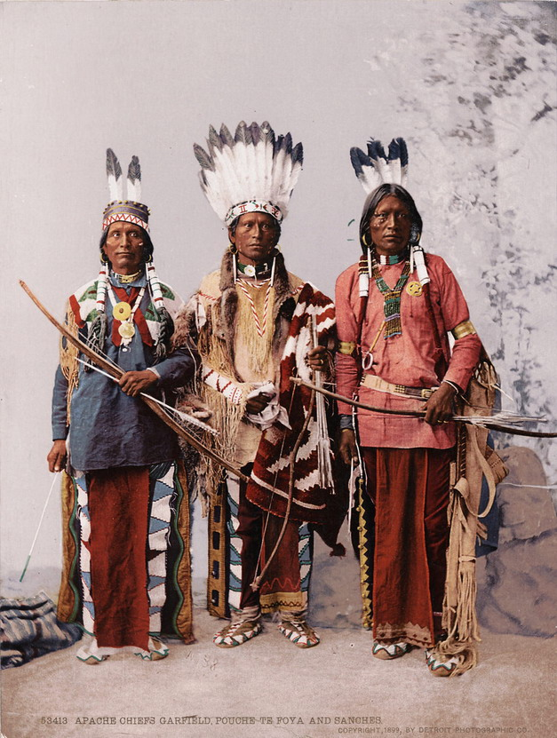 Apache, Native North Americans