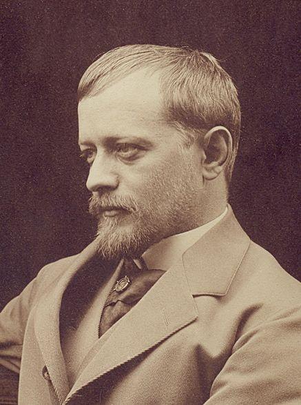 German artist Otto Greiner,1900