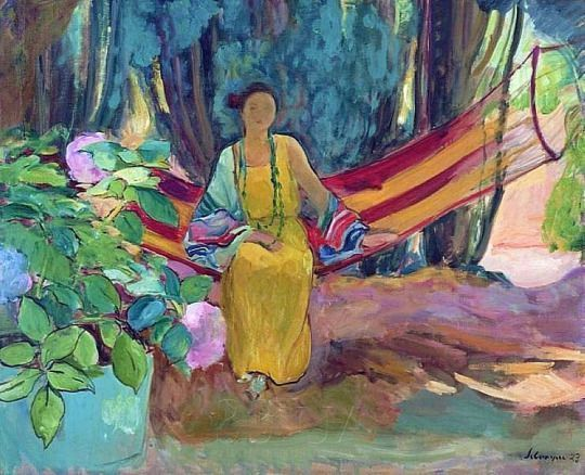 Henri Lebasque, 1923