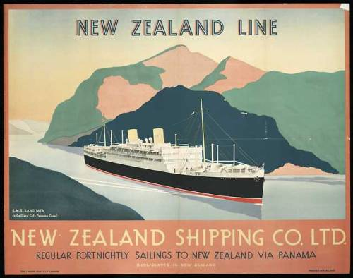 New Zeland Shipping Co. Ltd.